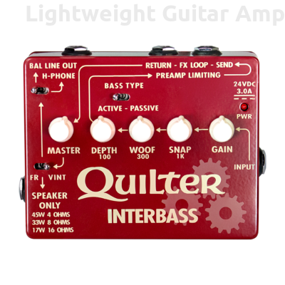 Quilter Interbass45