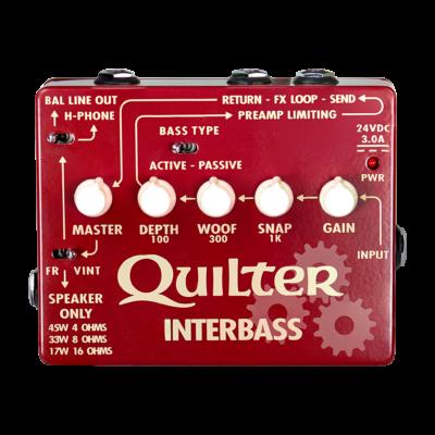 Quilter Interbass45