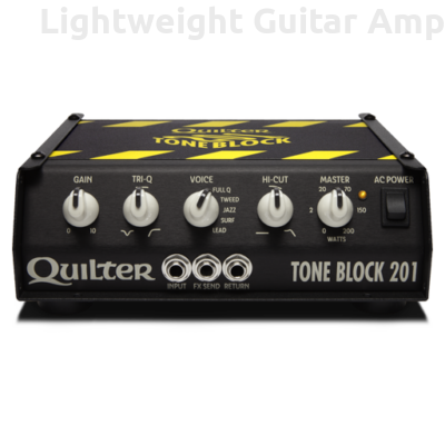 Quilter Tone Block 201 with Deluxe Carry Case