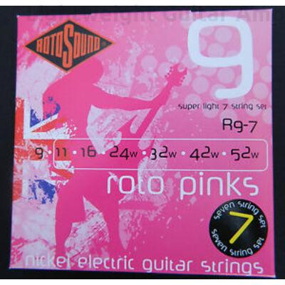 Rotosound R9 7
